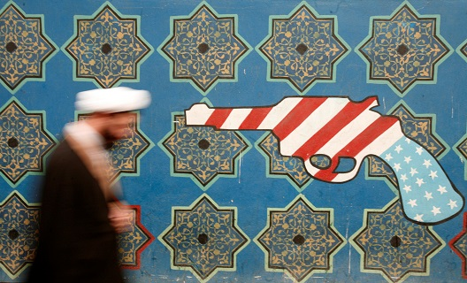 Concerning Iran, the United States should go back to 'speaking softly and carrying a big stick'