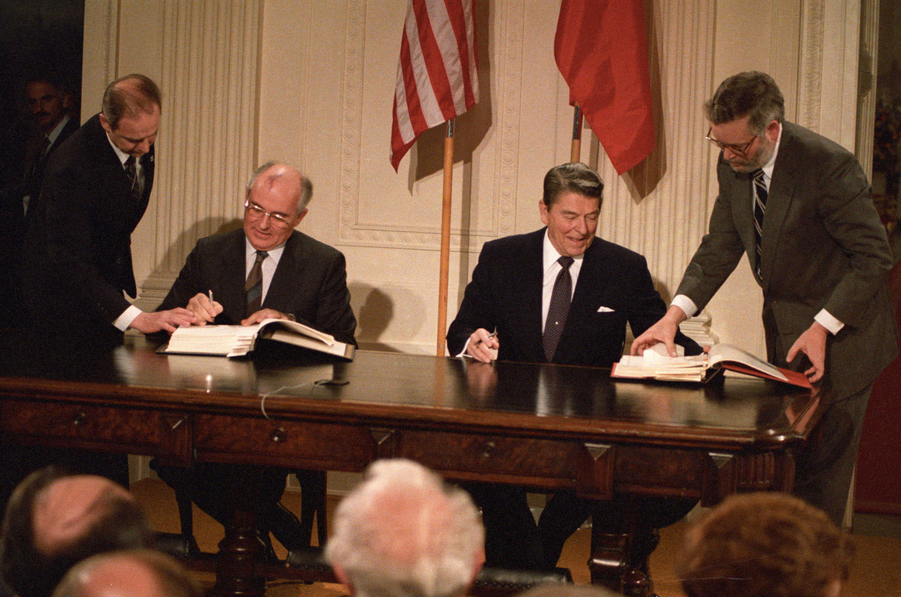 What the death of the INF Treaty means for Kyiv