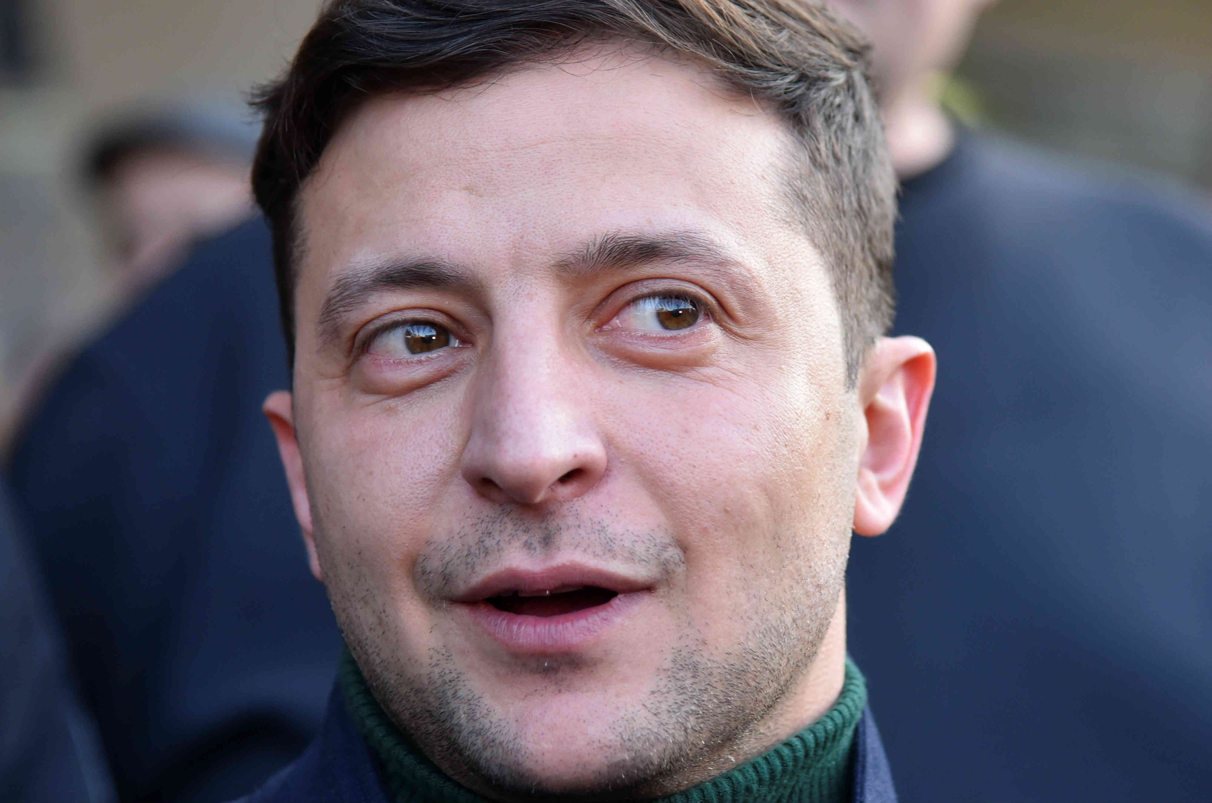 Why a Zelenskiy Presidency Would Be a Disaster for Ukraine
