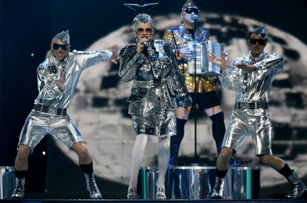 The Eurovision guide to modern Ukrainian history
