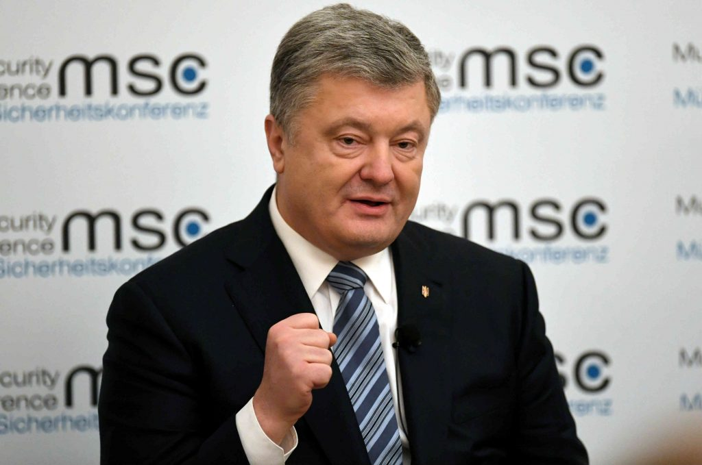 Q&A: Will scandal sink Poroshenko's second term chances?
