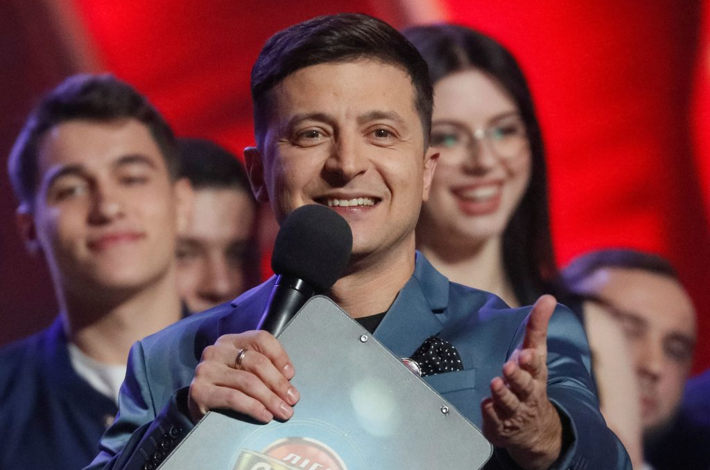 Which Ukrainians will lose most if Zelenskiy becomes president?