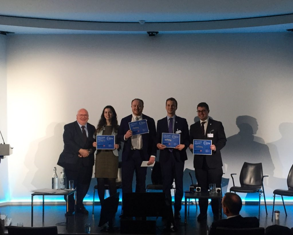 Second Annual UK Cyber 9/12 Strategy Challenge