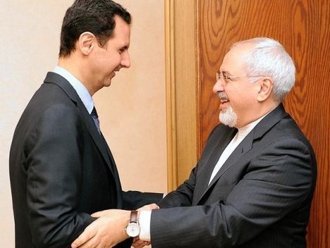 Iran Seeks Economic Benefits From Syria