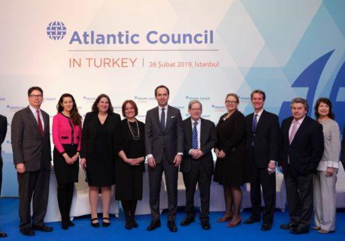 Atlantic Council in Turkey