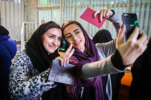 As Iranian youth evolve, so do their means of communicating