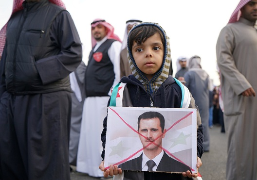 Bashar al-Assad and the greater Arab world