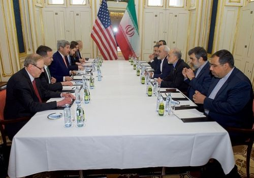 From overtures for US talks to threats of war with Iran