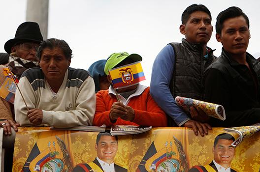 Ecuador: Turning right?