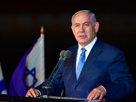The unsaid threat to Iran during Netanyahu's navy cadet speech