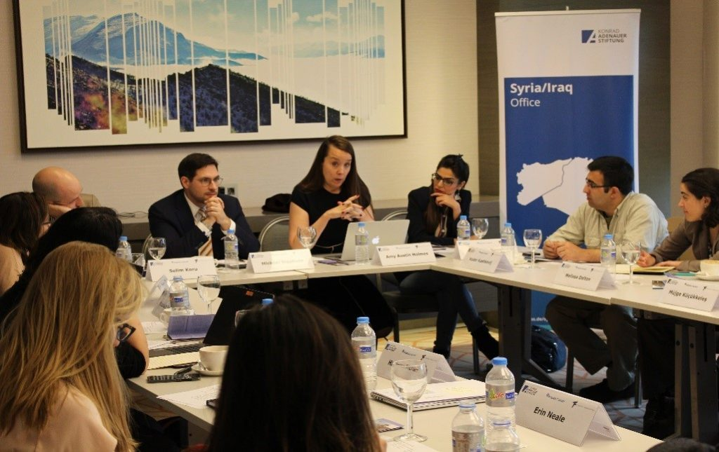 Workshop on the future of Northeast Syria