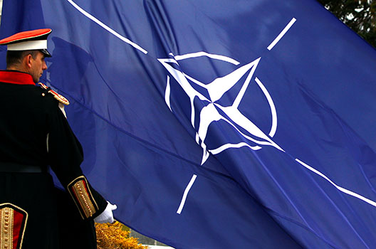 Behind the din over defense spending, NATO was hard at work in 2018