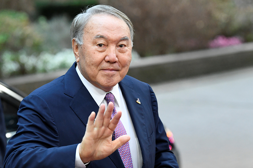 Nazarbayev's gift to Kazakhstan: An orderly transition?