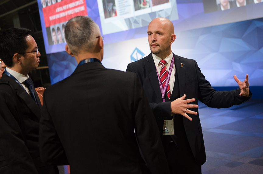 #StrongerWithAllies: Meet the Latvian who leads NATO's fight against fake news