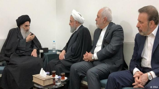 A Photo Op in Najaf Reveals an Iran That Could Be