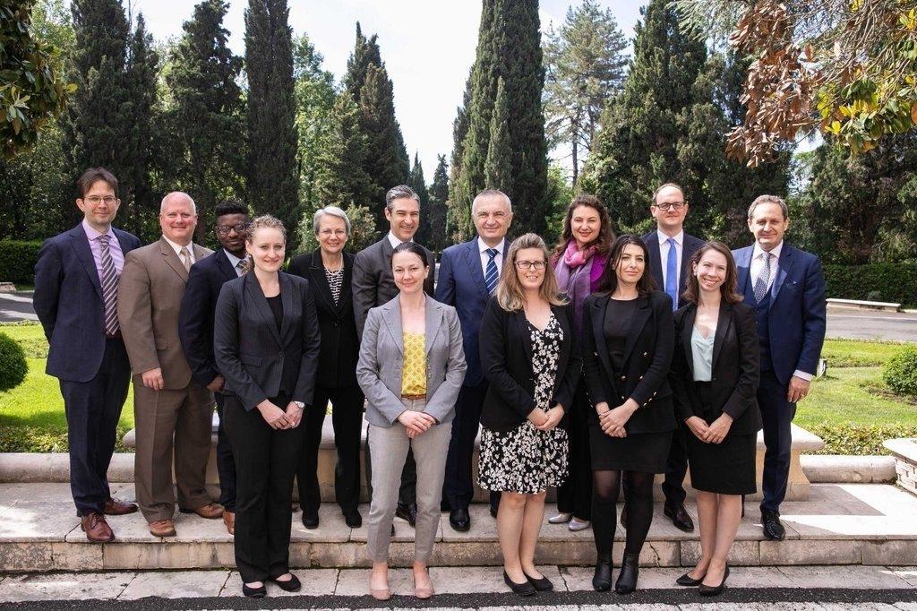 Balkans forward congressional fellowship staff delegation to the Balkans