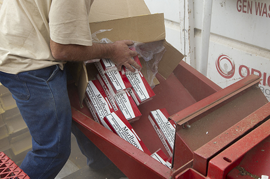 The illicit tobacco trade in Zimbabwe and South Africa