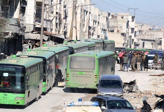 The institutionalization of demographic change in Syria