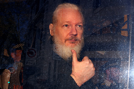 Julian Assange: A life above the rule of law