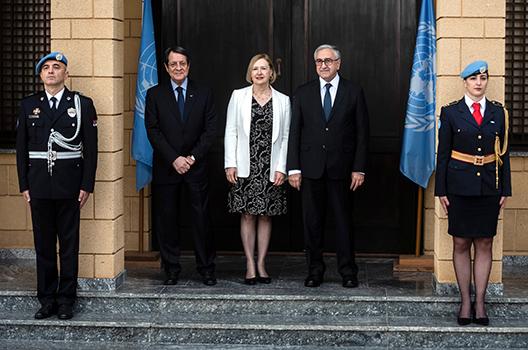 NATO membership for Cyprus. Yes, Cyprus.