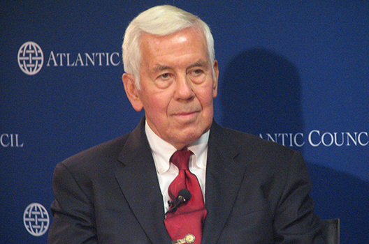 Remembering Sen. Richard Lugar: 'An American jewel'