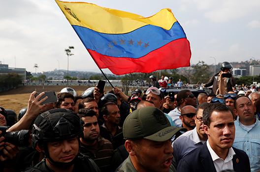 Juan Guaidó's Operation Freedom gives Venezuela a shot at democracy