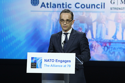 Germany will meet its NATO commitments, foreign minister says