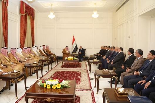 Saudi Arabia's plan to lure Iraq from Iran