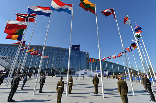 NATO at seventy: Filling NATO's critical defense-capability gaps