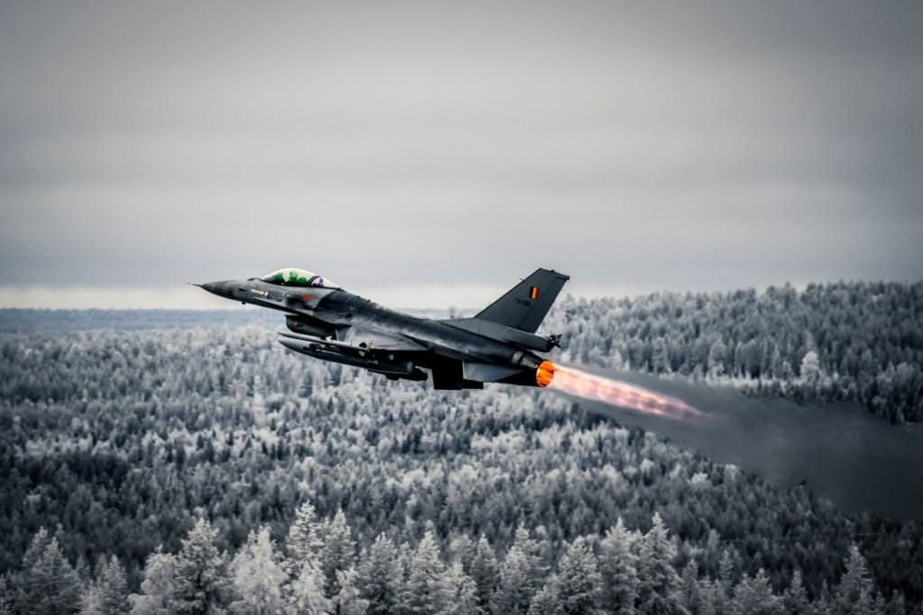 Transatlantic air power and what to do now