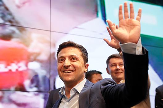Zelenskiy wins: What's next for Ukraine?