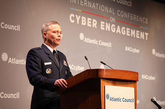 An 'increase in clarity' in US cyber strategy