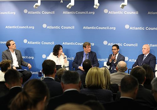 Atlantic Council celebrates ten years of global citizens making a difference