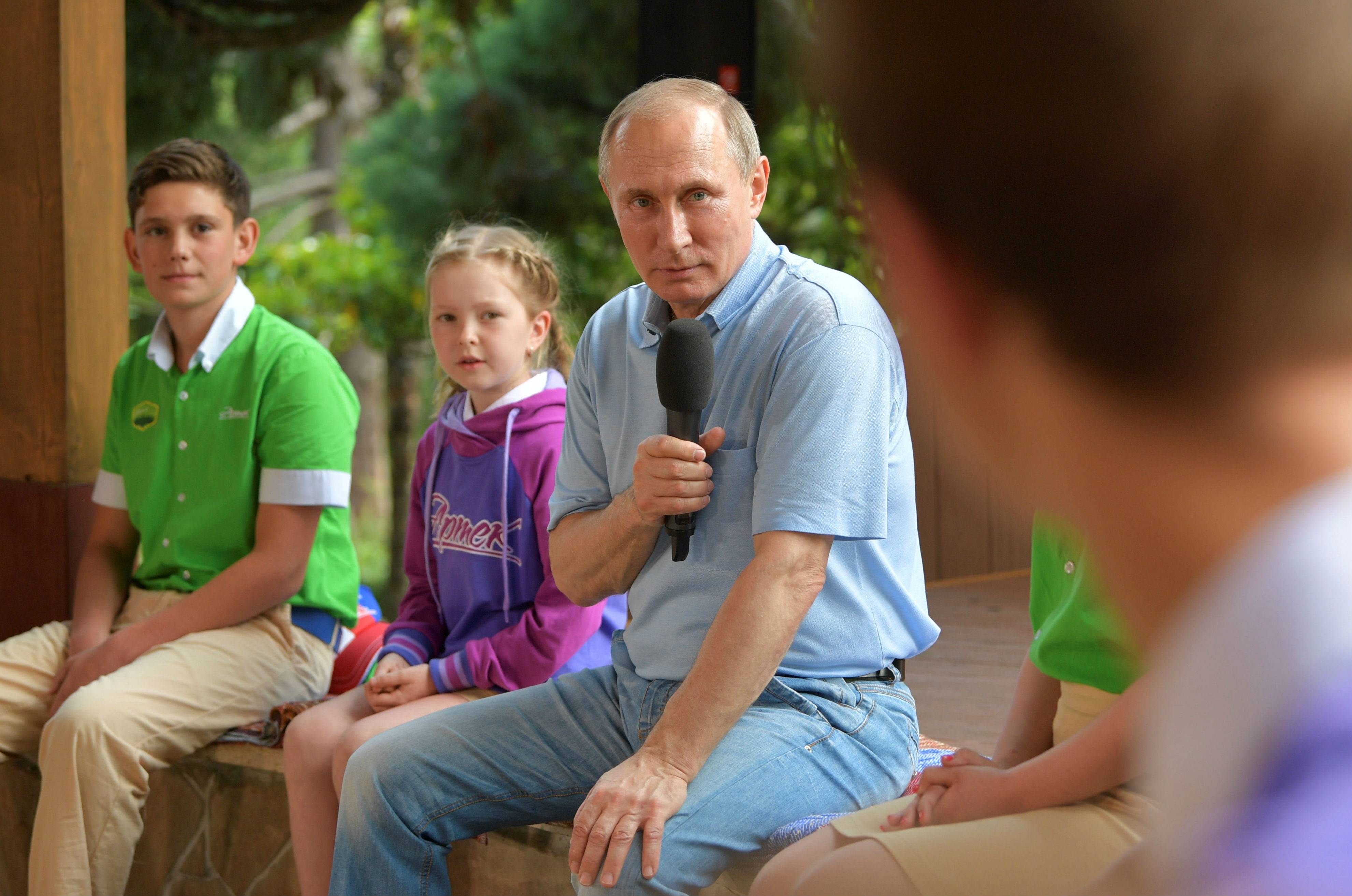 Children as a tool: how Russia militarizes kids in the Donbas and Crimea
