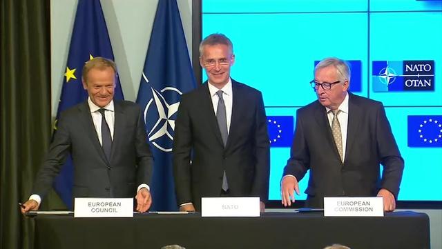 Strengthen European Defense Cooperation Through NATO and the EU