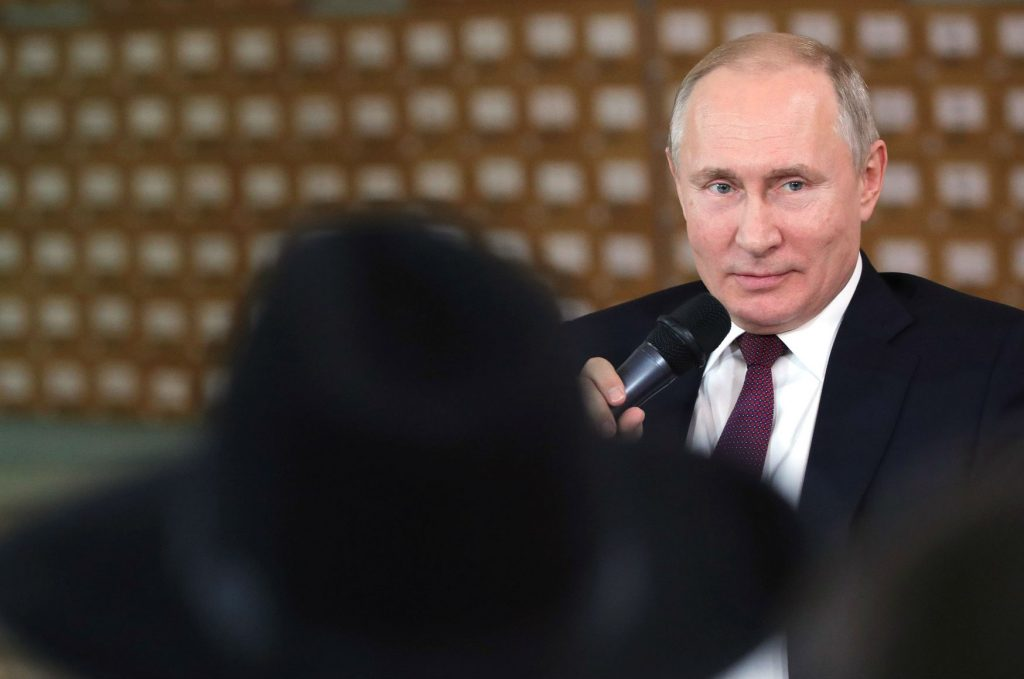The illusions of Putin's Russia