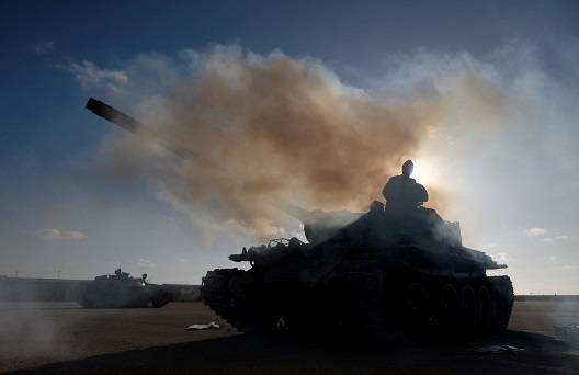 Can there be a peaceful solution for Libya's conflict?