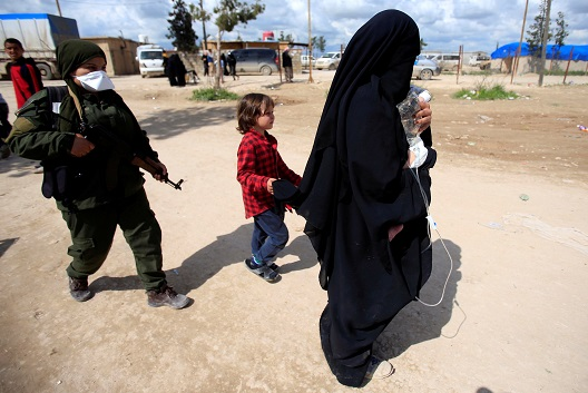 The risks of ignoring former ISIS women members