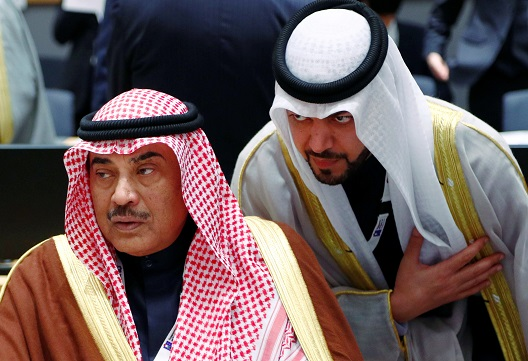 Kuwait's apprehension about normalizing relations with Syria