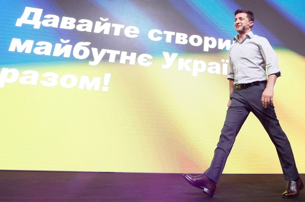 Critical questions for Ukraine's new president