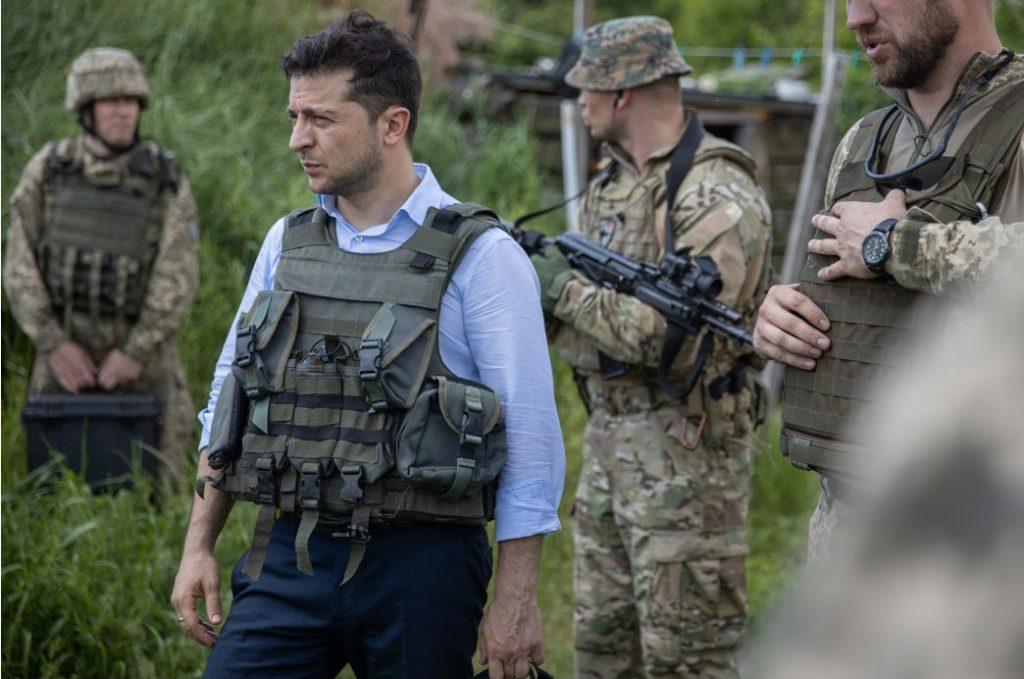 Will Zelenskiy put Ukraine's interests first?