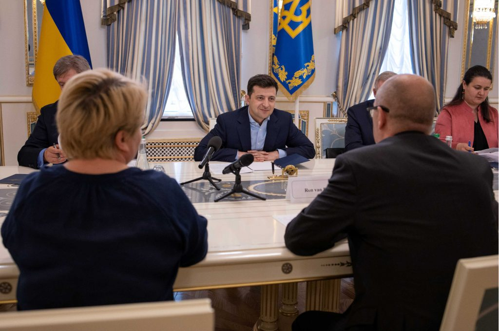 Zelenskiy sows confusion and another chance for change