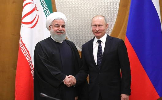 Russia is a clear winner in US-Iran tensions