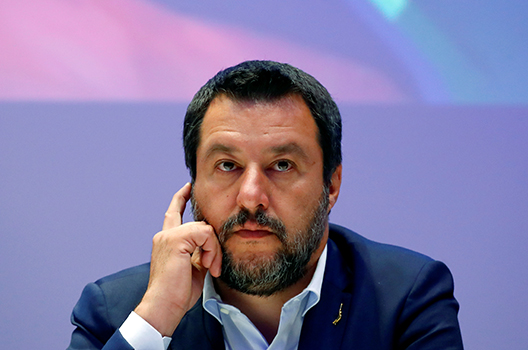 Italy's Salvini will be the man to watch in the European parliamentary elections