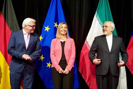 On Iran, Europeans caught between multilateral and transatlantic realities