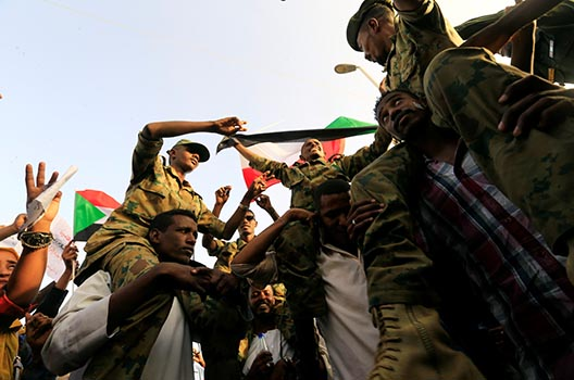 It's time for the United States to lead (again) on Sudan
