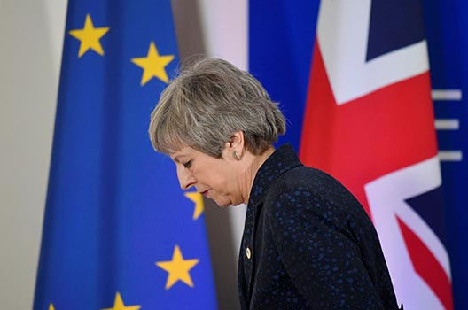 Theresa May resigns over Brexit chaos