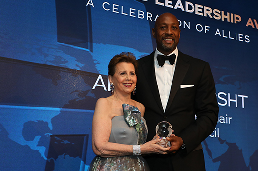 Atlantic Council Presents 2019 Distinguished Leadership Awards