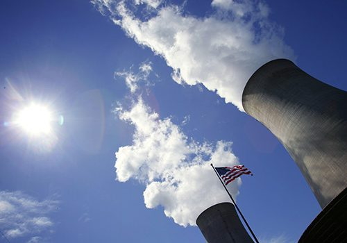 Strengthening cooperation with allies could help the United States lead in exporting carbon-free nuclear energy