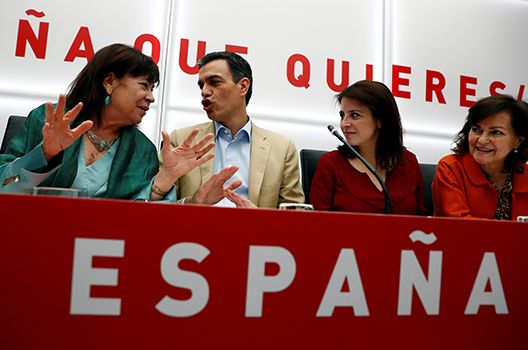 Europe's unsettling parliamentary elections: A view from Spain